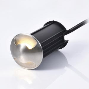 Single Lighting Side Underground  LED Deck Light